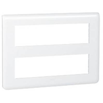 Plaque enjoliveur 2x8 modules  - 78837