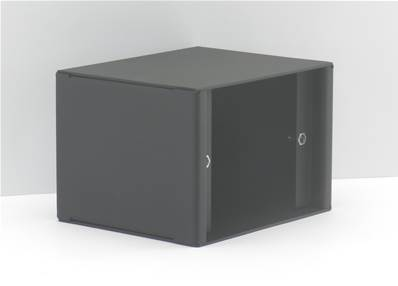 Boitier MB BOX ( L : 122 x H : 83,5 x P : 100mm ) - MECATES