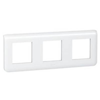 Plaque enjoliveur 3x2 modules horizontal - 78806