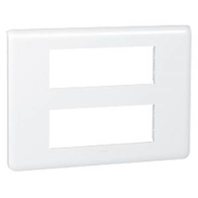 Plaque enjoliveur 2x6 modules  - 78836