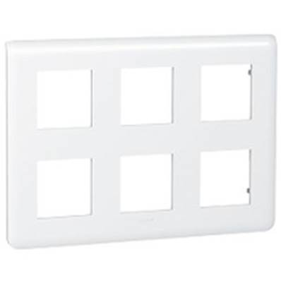 Plaque enjoliveur 2x5 modules  - 78832