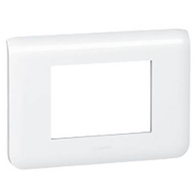 Plaque enjoliveur 3 modules - 78803L