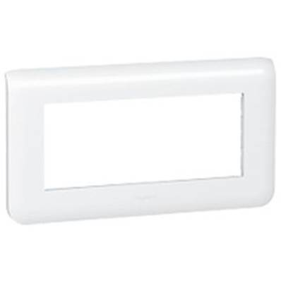 Plaque enjoliveur 5 modules horizontal - 78815L