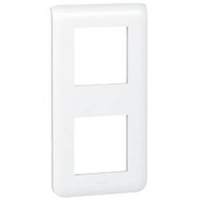 Plaque enjoliveur 2x2 modules vertical - 78822L