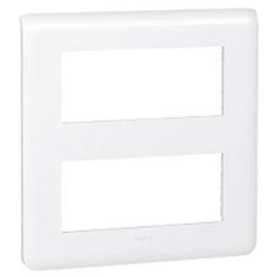 Plaque enjoliveur 2x5 modules  - 78830